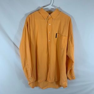 Abercrombie&Fitch the big shirt orange button down